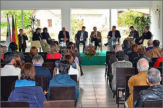 Casteleiro - conferência sobre os 40 anos do 25 de Abril e do Poder Local Democrático