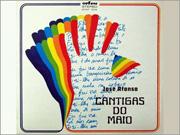 Capa do disco de José Afonso «Maio, maduro Maio» (1971) - Capeia Arraiana