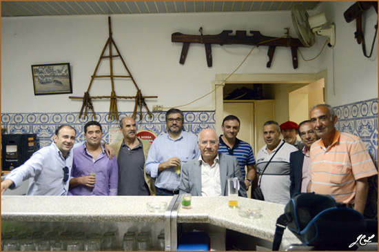 Assembleia Geral da Confraria do Bucho Raiano na Casa do Concelho do Sabugal - Capeia Arraiana