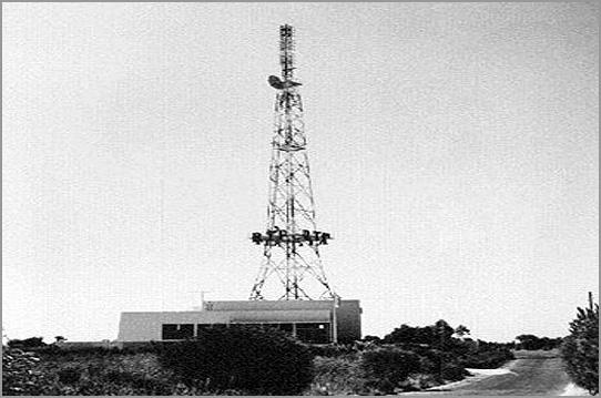 Antena retransmissora da RTP em Monsanto