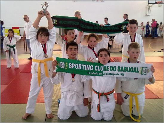 Judocas - Sporting Clube Sabugal - David Carreira - Capeia Arraiana