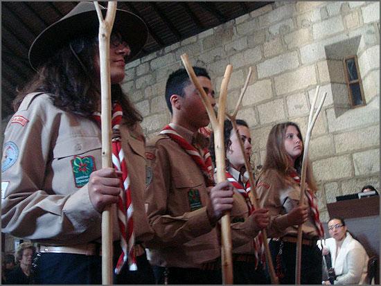 Escuteiros de Aldeia de Joanes