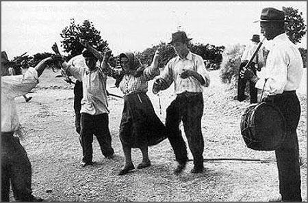Baile mandado