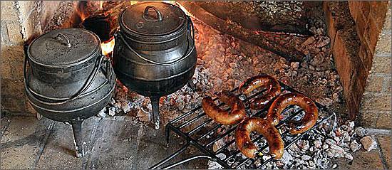 A gastronomia raiana tem um enorme potencial