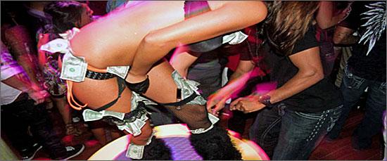 Prostituição engorda o PIB