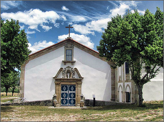 Santuário da Sacaparte (foto: Alda Martins)