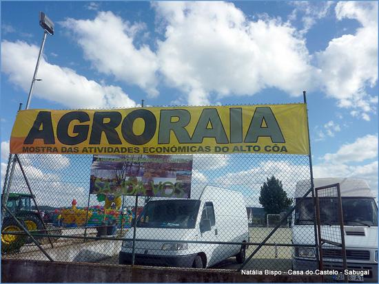 AgroRaia - Quadrazais - Sabugal - Capeia Arraiana