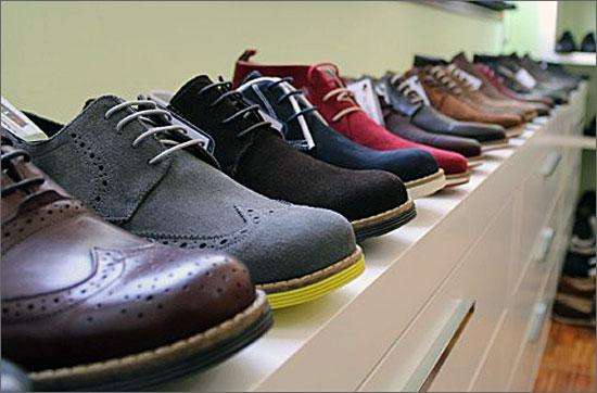 Fábrica de calçado cria emprego em Pinhel