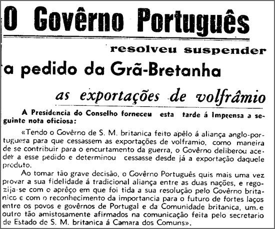 1944 - Nota Oficiosa