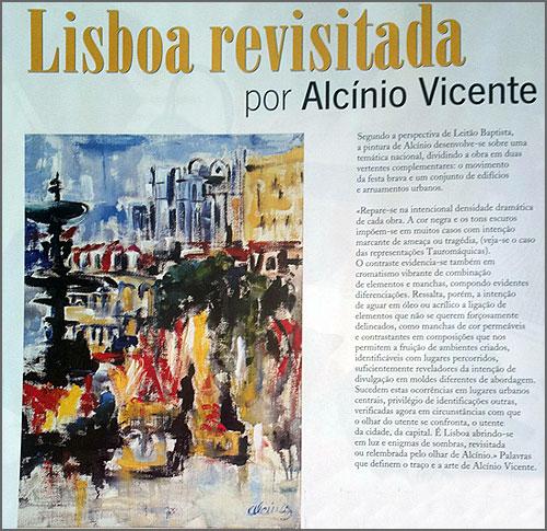A página da revista Unibanco dedicada à serigrafia de Alcínio