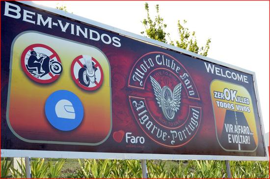 33.ª Concentração de Motard Faro - 2014 - Foto: jcl - Capeia Arraiana