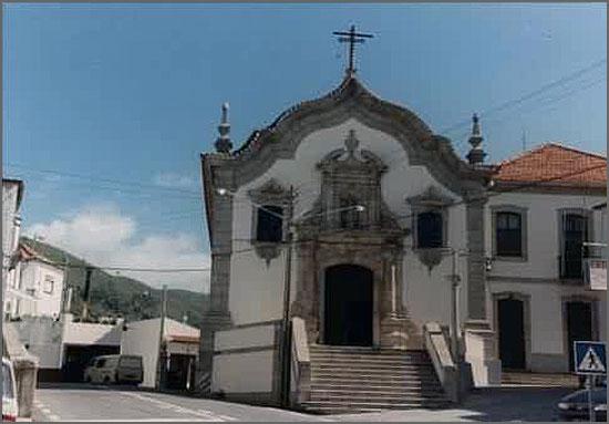 Igreja da Misericórdia em Alpedrinha