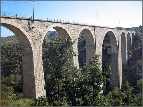 Ponte ferroviária sobre o Côa – Ponte dos Sete Arcos