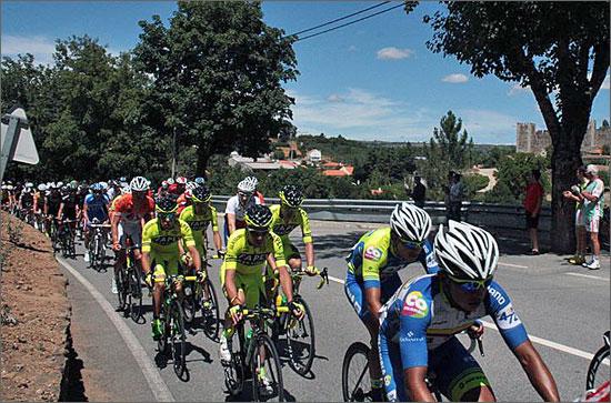 Volta a Portugal em Bicicleta tem dado visibilidade ao Sabugal