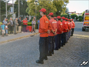 Bombeiros Voluntários do Sabugal - 119 anos de existência- Capeia Arraiana