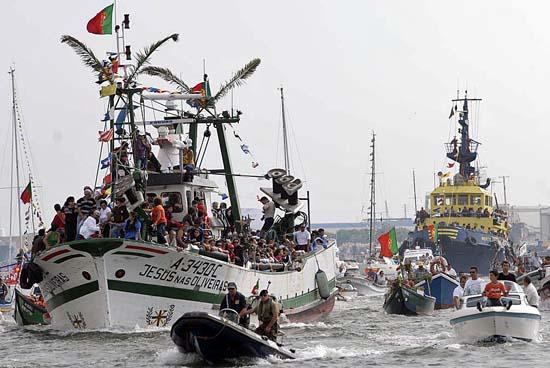 Festa em honra de Nossa Senhora dos Navegantes - Ílhavo