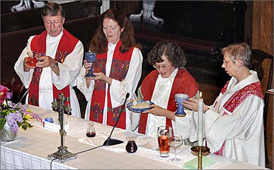 E as mulheres - porque não ordená-las sacerdotisas?