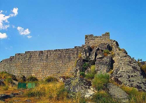 O Castelo de Ranhados
