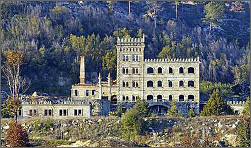 As Águas Radium pertenciam ao Morgadio