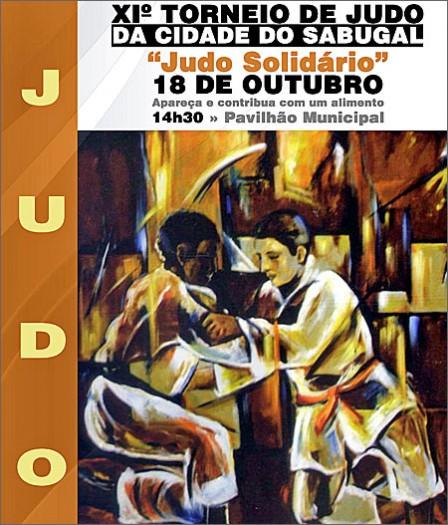 Cartaz do Torneio Solidário