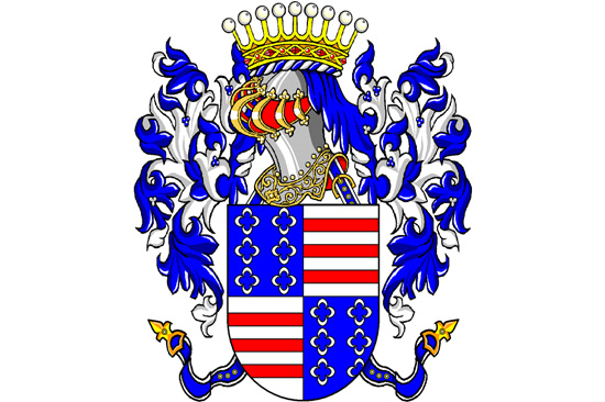 Brasão dos Condes de Sortelha (1527-1617) - Adérito Tavares - Capeia Arraiana