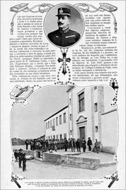 4 - Reportagem da revista «Ilustração Portuguesa» de 10 de Outubro de 1910 sobre o encerramento do Colégio de Aldeia da Ponte - Adérito Tavares - Capeia Arraiana