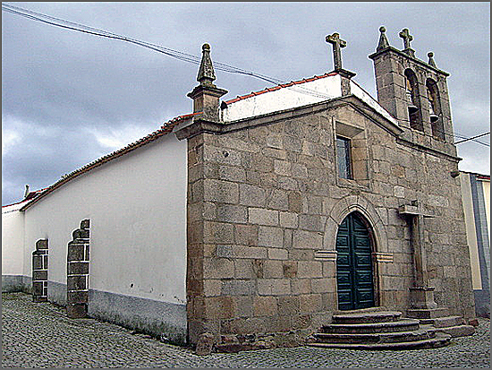Igreja Matriz da Reigada