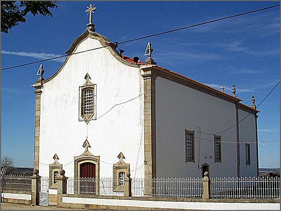 Capela da Senhora da Ajuda na Malhada Sorda