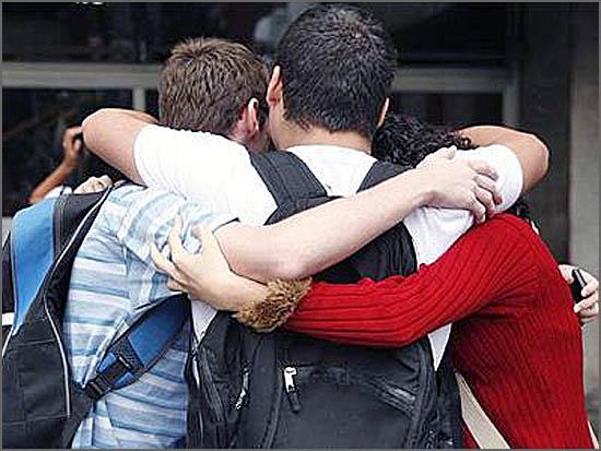 Quando os sabugalenses se encontram, mesmo não se conhecendo, passam a ser amigos