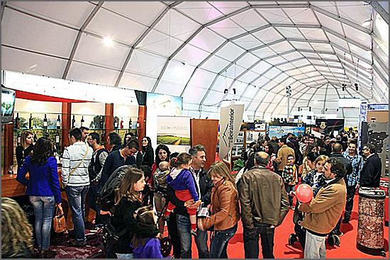 A Feira Ibérica de Turismo, da Guarda, é um bom exemplo de certame de promoção económica