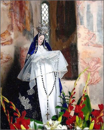 Nossa Senhora da Fresta, padroeira de Trancoso