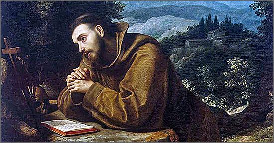 São Francisco de Assis: «O Senhor deu-me o cuidado dos irmãos»