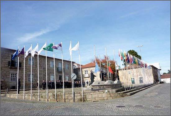 Câmara Municipal do Sabugal é parceira da Pró-Raia (foto: Natália Bispo)