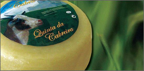 Queijo «Quinta da Cabreira» foi premiado