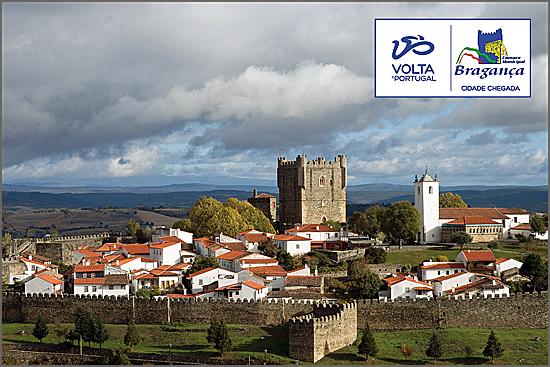 Em 2015 teremos Bragança,na 77ª Volta a Portugal em Bicicleta