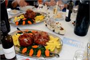 Almoço Anual Confraria Bucho Raiano - Cascais - 2014 - Capeia Arraiana