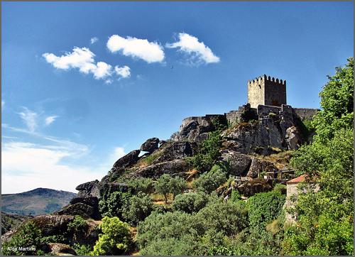 Encosta do Castelo de Sortelha