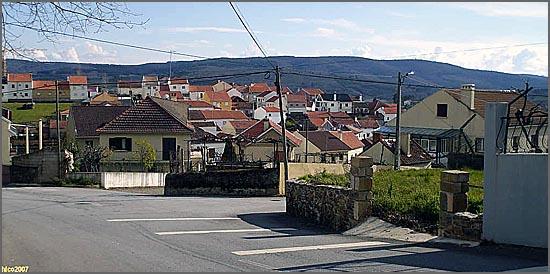 Aldeia de Quadrazais no concelho do Sabugal (foto: D.R.)