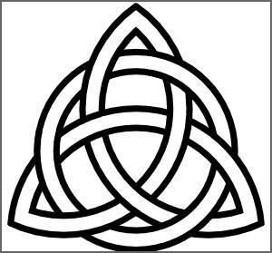 Um dos ícones celtas