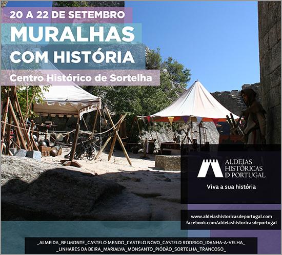 Muralhas com História - 2013 - Sabugal