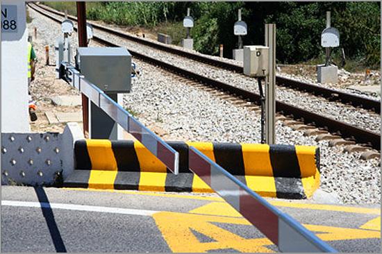 Passagem de Nível Ferroviária - Capeia Arraiana