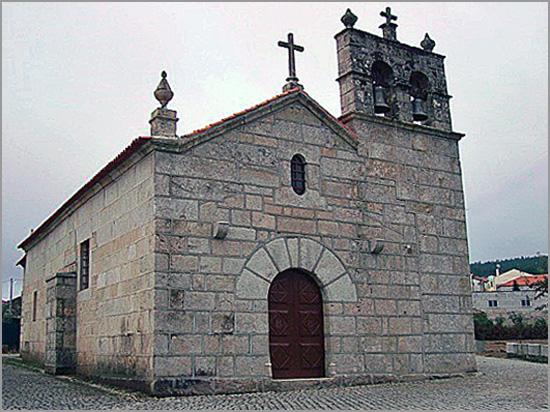 Igreja Matriz Guilheiro - Trancoso - José Fernandes - Capeia Arraiana