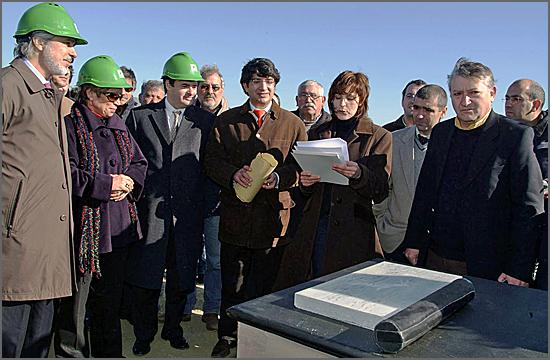 Há oito anos foi lançada a primeira pedra do Museu do Côa
