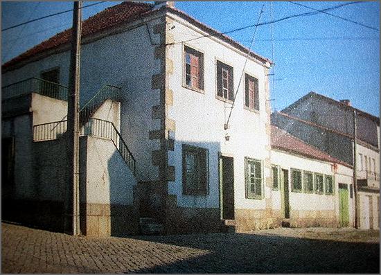 Antigo posto da GNR em Quadrazais