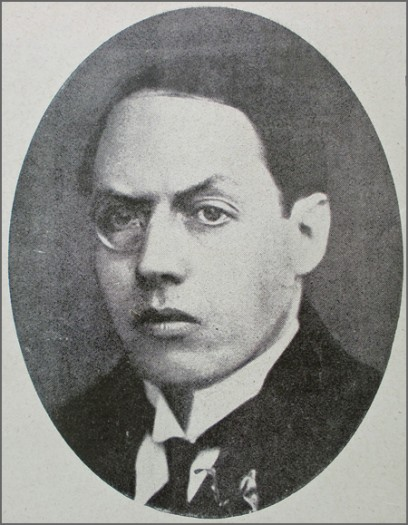 Em 1915 o vimaranense Alfredo Pimenta, com 32 anos, dirigia o jornal «Districto da Guarda» a partir de Lisboa