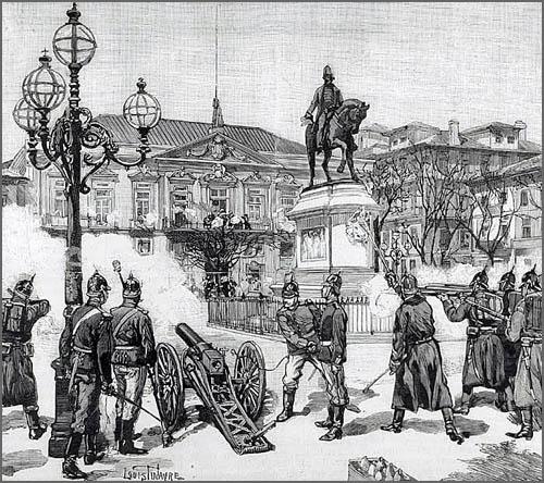 Há 124 anos deu-se a revolta republicana de 31 de Janeiro, no Porto