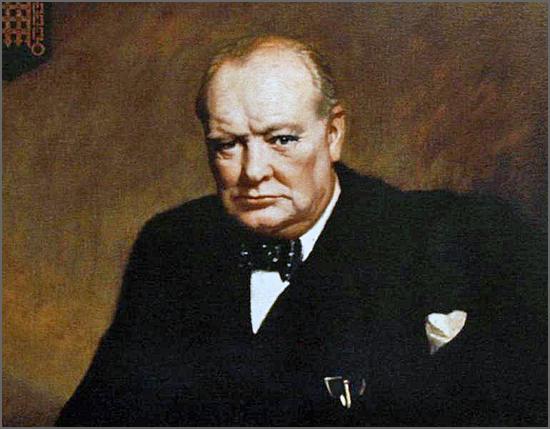 Winston Churchill faleceu há 50 anos - capeiaarraiana.pt