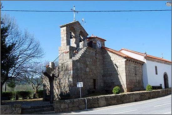 Igreja matriz de Valhelhas
