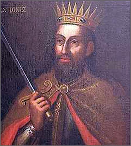 D. Dinis morreu há 691 anos
