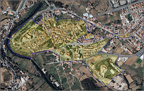 Área de Reabilitação Urbana para a cidade do Sabugal